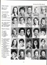 1973 Harrisburg High School Yearbook Page 46 & 47