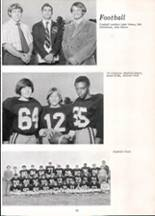 1973 Harrisburg High School Yearbook Page 64 & 65
