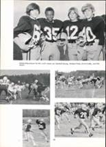 1973 Harrisburg High School Yearbook Page 68 & 69