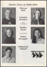 2001 Cave Springs High School Yearbook Page 10 & 11