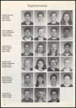 2001 Cave Springs High School Yearbook Page 14 & 15