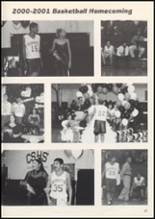 2001 Cave Springs High School Yearbook Page 40 & 41