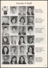 2001 Cave Springs High School Yearbook Page 52 & 53