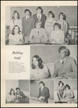1976 Felt High School Yearbook Page 12 & 13