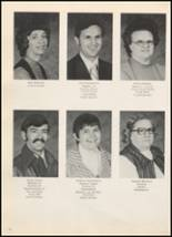 1976 Felt High School Yearbook Page 16 & 17