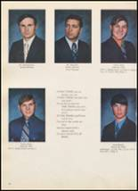 1976 Felt High School Yearbook Page 20 & 21