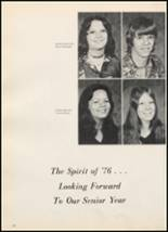 1976 Felt High School Yearbook Page 28 & 29