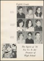 1976 Felt High School Yearbook Page 42 & 43