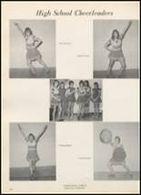 1976 Felt High School Yearbook Page 52 & 53