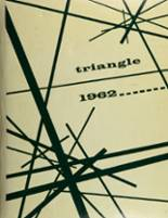 1962 Yearbook Cass Technical High School