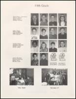 1993 Braggs High School Yearbook Page 48 & 49