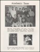 1993 Braggs High School Yearbook Page 54 & 55
