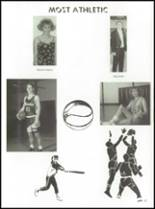 1995 Eula High School Yearbook Page 44 & 45