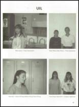 1995 Eula High School Yearbook Page 50 & 51