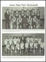 1995 Eula High School Yearbook Page 70 & 71