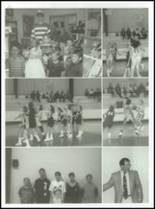 1995 Eula High School Yearbook Page 108 & 109