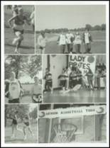 1995 Eula High School Yearbook Page 112 & 113