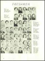 1954 Ft. Benton High School Yearbook Page 22 & 23