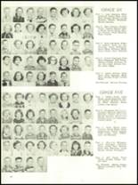 1954 Ft. Benton High School Yearbook Page 24 & 25