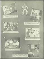 1954 Ft. Benton High School Yearbook Page 26 & 27