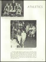 1954 Ft. Benton High School Yearbook Page 36 & 37