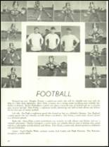 1954 Ft. Benton High School Yearbook Page 38 & 39