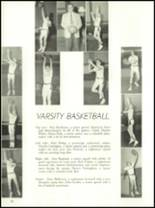 1954 Ft. Benton High School Yearbook Page 42 & 43