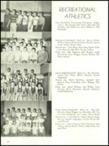 1954 Ft. Benton High School Yearbook Page 46 & 47