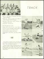 1954 Ft. Benton High School Yearbook Page 48 & 49