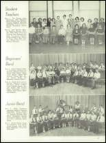 1954 Ft. Benton High School Yearbook Page 52 & 53