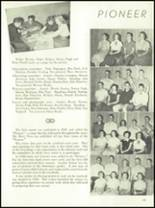 1954 Ft. Benton High School Yearbook Page 60 & 61