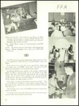 1954 Ft. Benton High School Yearbook Page 64 & 65