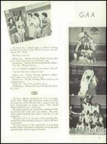 1954 Ft. Benton High School Yearbook Page 66 & 67