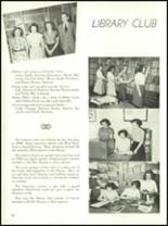 1954 Ft. Benton High School Yearbook Page 70 & 71