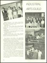 1954 Ft. Benton High School Yearbook Page 72 & 73