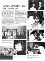 1988 North Desoto High School Yearbook Page 24 & 25