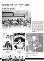 1988 North Desoto High School Yearbook Page 42 & 43