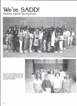 1988 North Desoto High School Yearbook Page 82 & 83