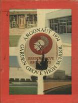 1974 Yearbook Garden Grove High School