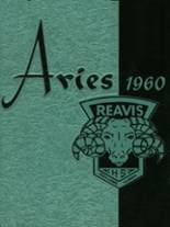 1960 Yearbook Reavis High School