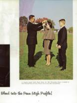 1965 Penn High School Yearbook Page 12 & 13