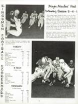1965 Penn High School Yearbook Page 38 & 39