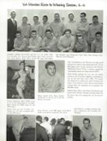 1965 Penn High School Yearbook Page 54 & 55
