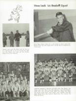 1965 Penn High School Yearbook Page 56 & 57