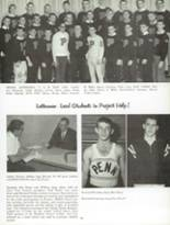 1965 Penn High School Yearbook Page 84 & 85