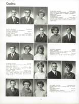 1965 Penn High School Yearbook Page 100 & 101