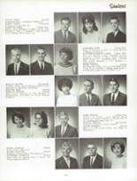 1965 Penn High School Yearbook Page 104 & 105