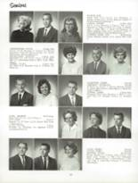 1965 Penn High School Yearbook Page 106 & 107