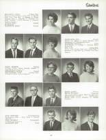 1965 Penn High School Yearbook Page 110 & 111