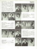 1965 Penn High School Yearbook Page 112 & 113